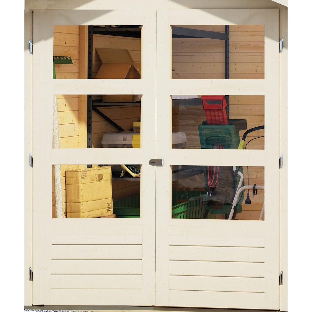 KONIFERA Gartenhaus »Chiemsee 6«