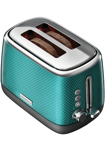 KENWOOD Toaster »Mesmerine TCM811.BL«, für 2 Scheiben, 1000 Watt kaufen