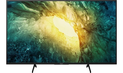 Sony KD43X7055 Bravia LED - Fernseher (108 cm / (43 Zoll), 4K Ultra HD, Smart - TV kaufen