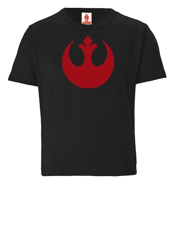 LOGOSHIRT T-Shirt »Star Wars Rebel Alliance«, mit auffälligem Frontprint kaufen
