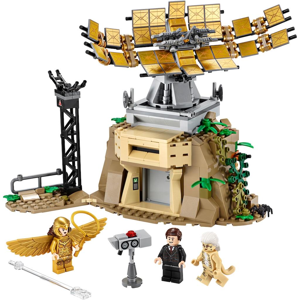 LEGO® Konstruktionsspielsteine »Wonder Woman™ vs Cheetah™ (76157), LEGO® DC Comics Super Heroes«, (371 St.)
