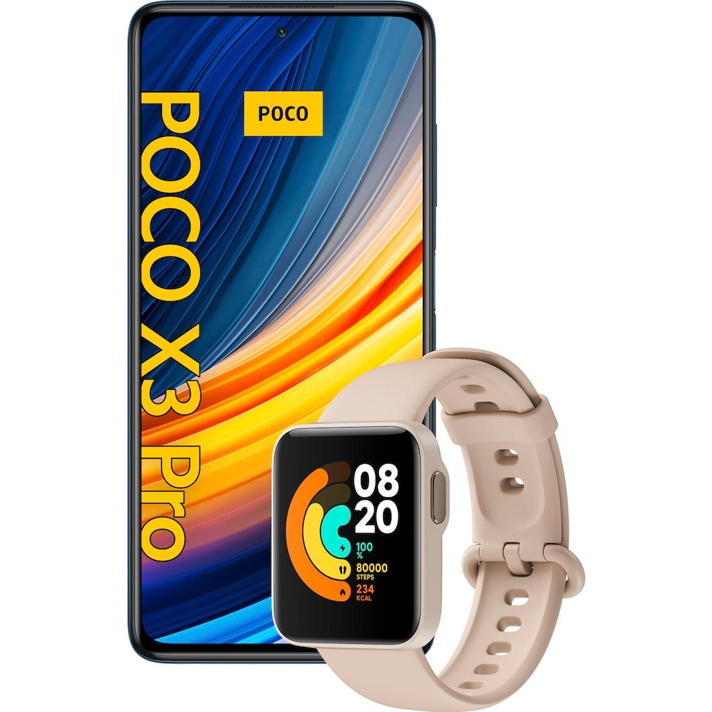 """Xiaomi Smartphone »Poco X3 Pro«, (16,94 cm/6,67 """", 128 GB Speicherplatz, 48 MP Kamera)"""