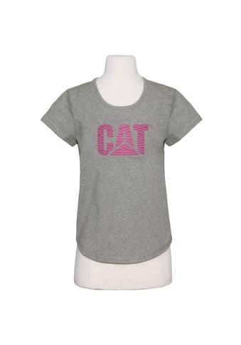 CATERPILLAR T-Shirt »Damen Logo« kaufen