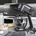 Arendo Küchenmaschine mit 5l Fassungsvermögen inkl. 3 Rührwerkzeuge