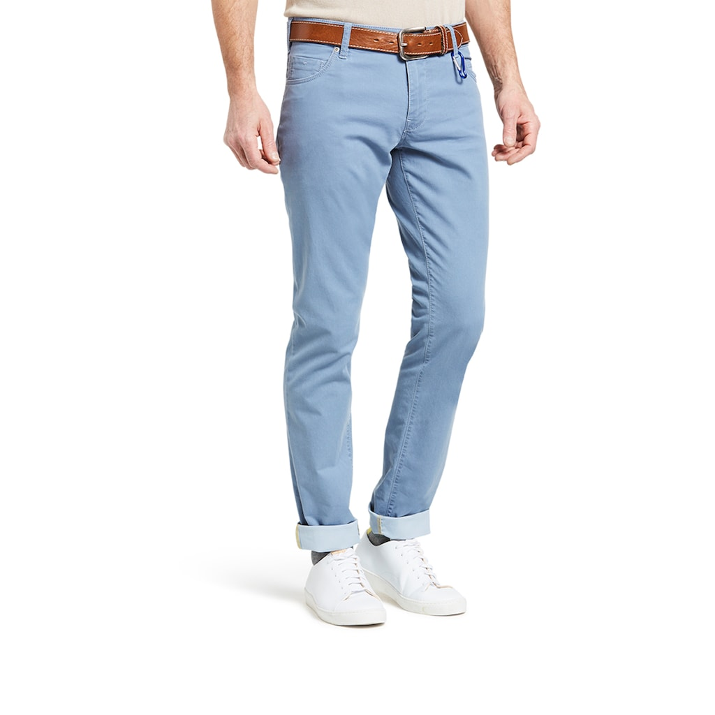 MEYER 5-Pocket-Jeans, Modell M5 SLIM
