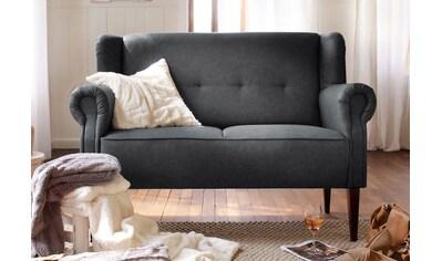 Home affaire 2-Sitzer »Mara«, mit Federkern kaufen