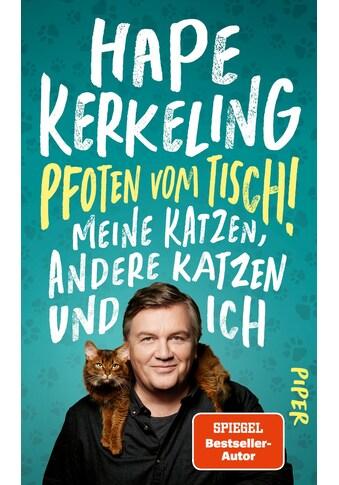 Buch »Pfoten vom Tisch! / Hape Kerkeling« kaufen