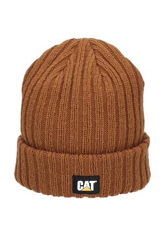 CATERPILLAR Beanie »Mütze, geripptes Design« kaufen