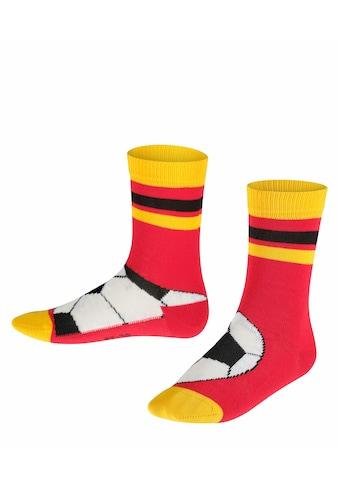 FALKE Socken »Soccer«, (1 Paar), aus hautfreundlicher Baumwolle kaufen