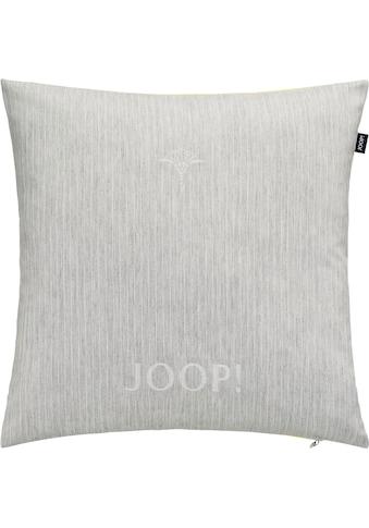 Joop! Kissenhülle »PINSTRIPE«, (1 St.), In edlem Nadelstreifen-Design kaufen