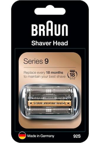 Braun Ersatzscherteil Series 9 92S kaufen