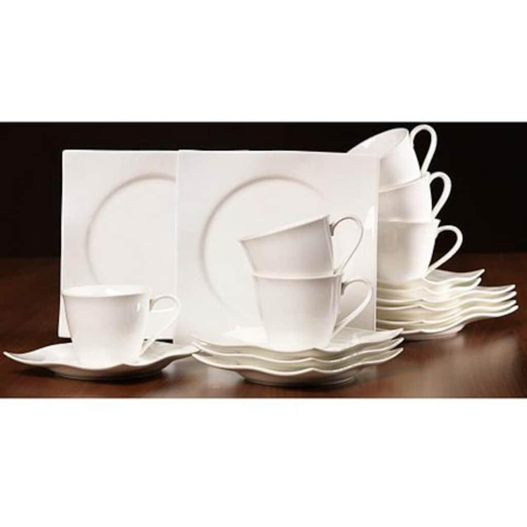 Ritzenhoff & Breker Kaffeeservice »Sinfonia«, (Set, 18 tlg.), Spülmaschinengeeignet