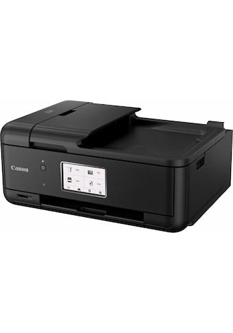 Canon »PIXMA TR8550« Multifunktionsdrucker (Bluetooth,WLAN (Wi - Fi),LAN (Ethernet)) kaufen
