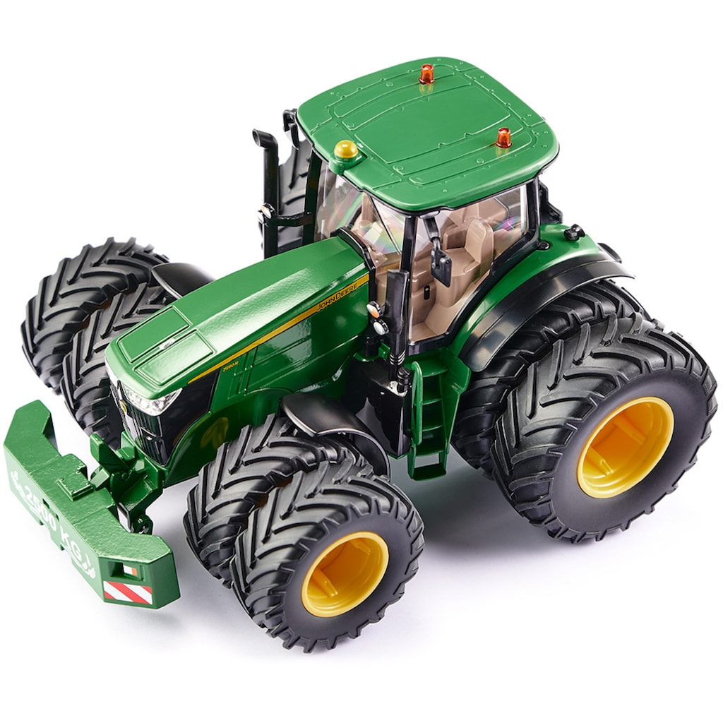Siku RC-Traktor »SIKU Control, John Deere 7290R mit Doppelreifen«, inkl. Bluetooth App-Steuerung