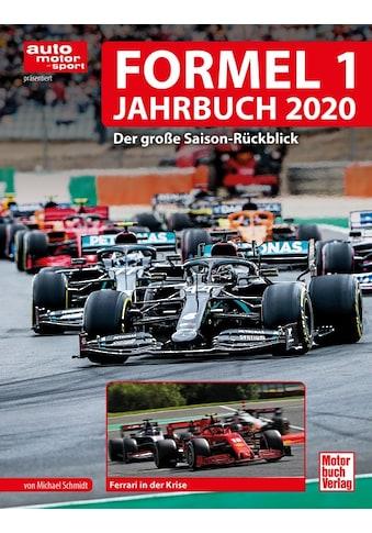 Buch »Formel 1 Jahrbuch 2020 / Michael Schmidt« kaufen