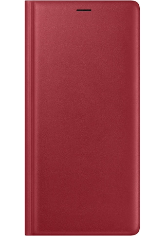 Samsung Handytasche »Leather Wallet Cover EF - WN960 für Note9« kaufen