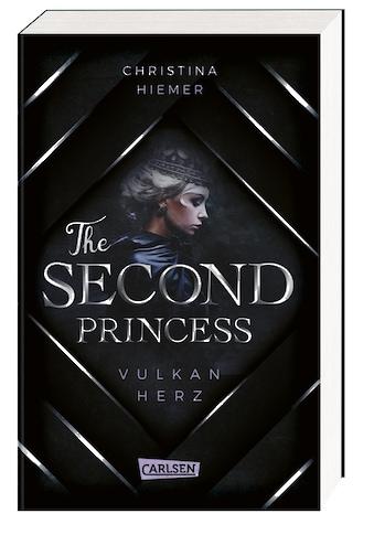 Buch »The Second Princess. Vulkanherz / Christina Hiemer« kaufen