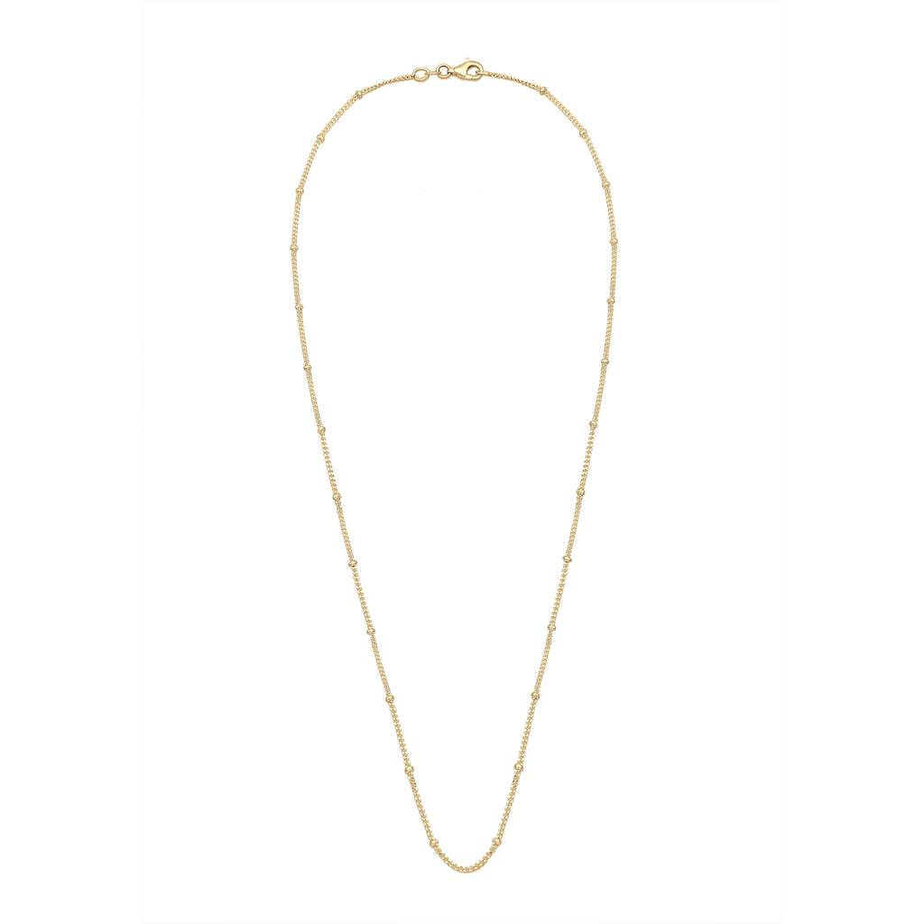 Elli Kette ohne Anhänger »Kugelkette Silberkette Fein 925 Silber«