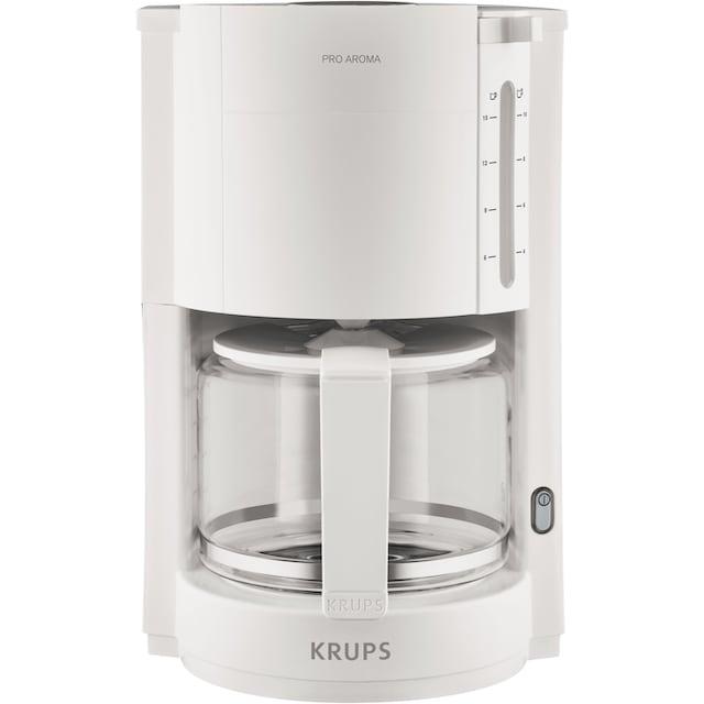 Krups Filterkaffeemaschine F30901 Pro Aroma