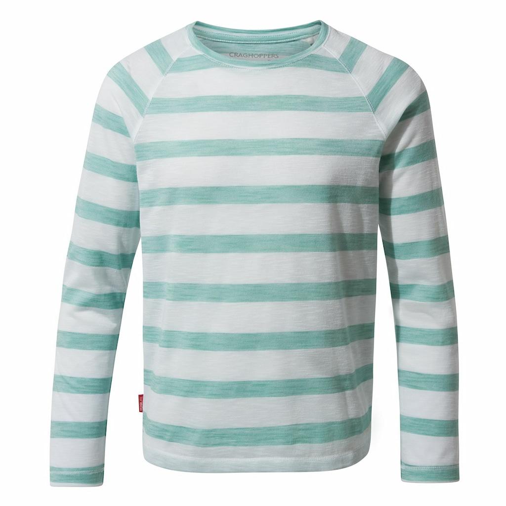 Craghoppers T-Shirt »Mädchen NosiLife Expert Langarmshirt Paola«