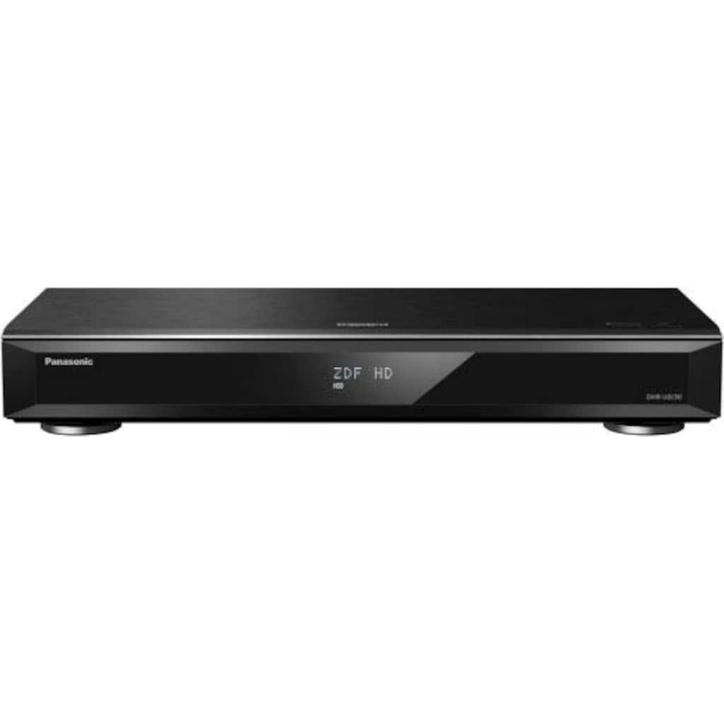 Panasonic Blu-ray-Player »DMR-UBC90«, 4k Ultra HD, WLAN-LAN (Ethernet), Hi-Res Audio-3D-fähig-DVB-T2 Tuner-DVB-C-Tuner