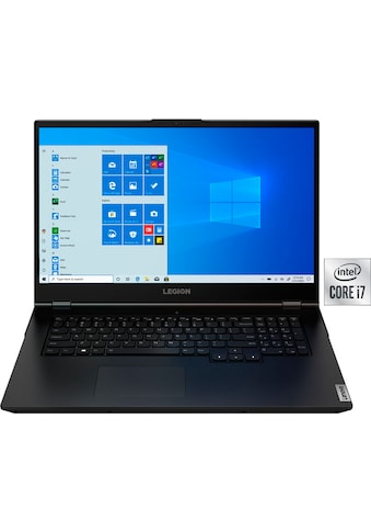 Lenovo Legion 5 17IMH05 Notebook (43,94 cm / 17,3 Zoll, Intel,Core i7, 1024 GB SSD) kaufen