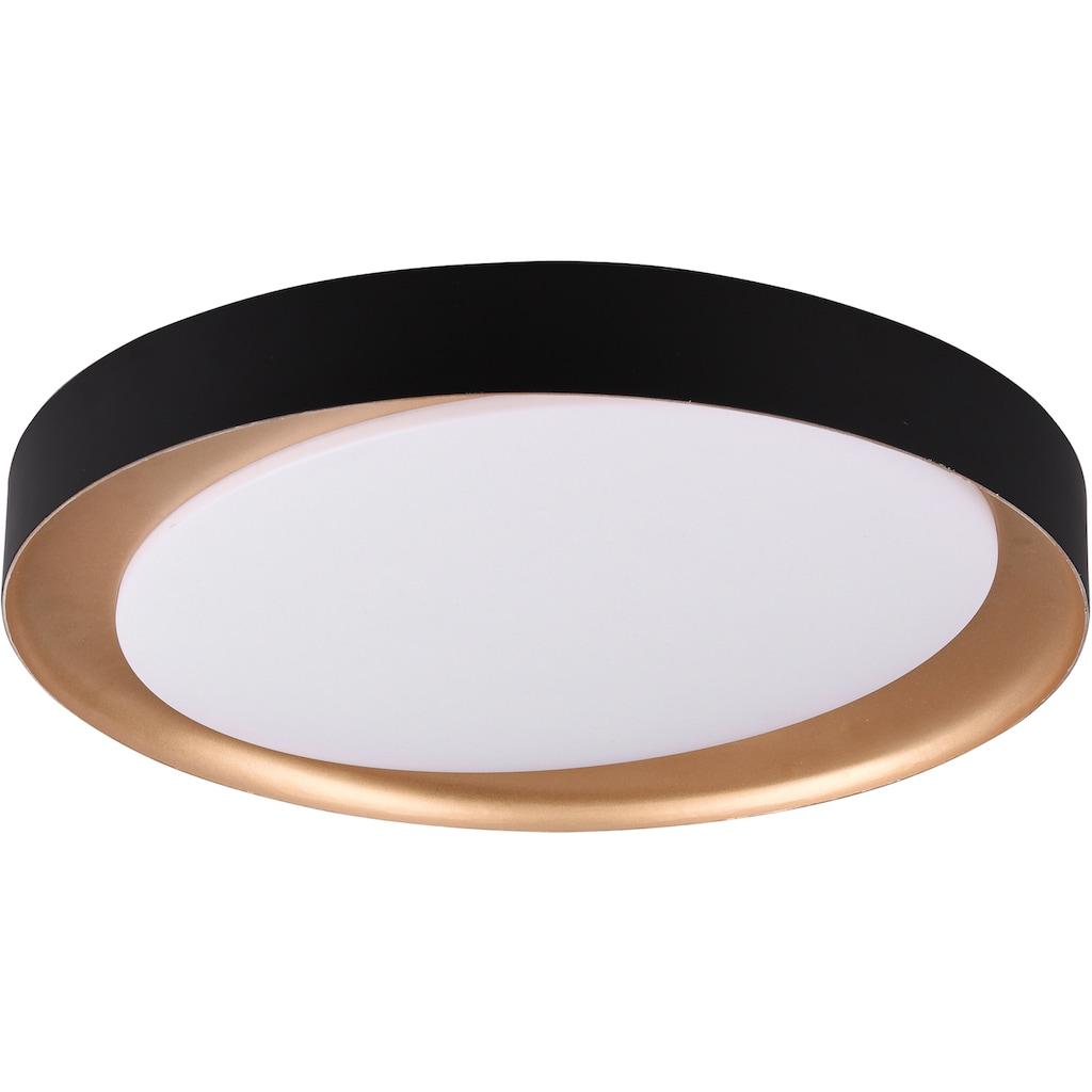 TRIO Leuchten LED Deckenleuchte »Zeta«, LED-Modul, Farbwechsler