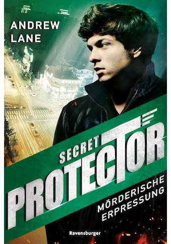 Buch »Secret Protector, Band 2: Mörderische Erpressung / Andrew Lane, Christian Dreller« kaufen