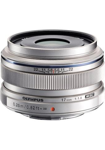 Olympus Weitwinkelobjektiv »M.ZUIKO DIGITAL 17 mm« kaufen