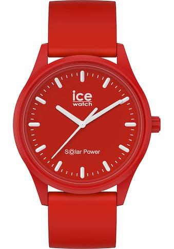ice - watch Solaruhr »ICE solar power, 017765« kaufen