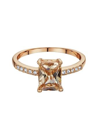 Buckley London Ring rosévergoldet mit Zirkonia kaufen