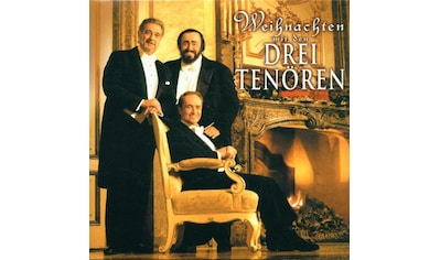 Musik - CD THE THREE TENORS CHRISTMAS (IN / DOMINGO/CARRERAS/PAVAROTTI, (1 CD) kaufen