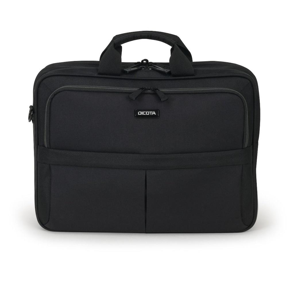 DICOTA Laptoptasche »Hergestellt aus 10 wiederverwerteten PET Flaschen«, Top Traveller SCALE ECO 14-15.6