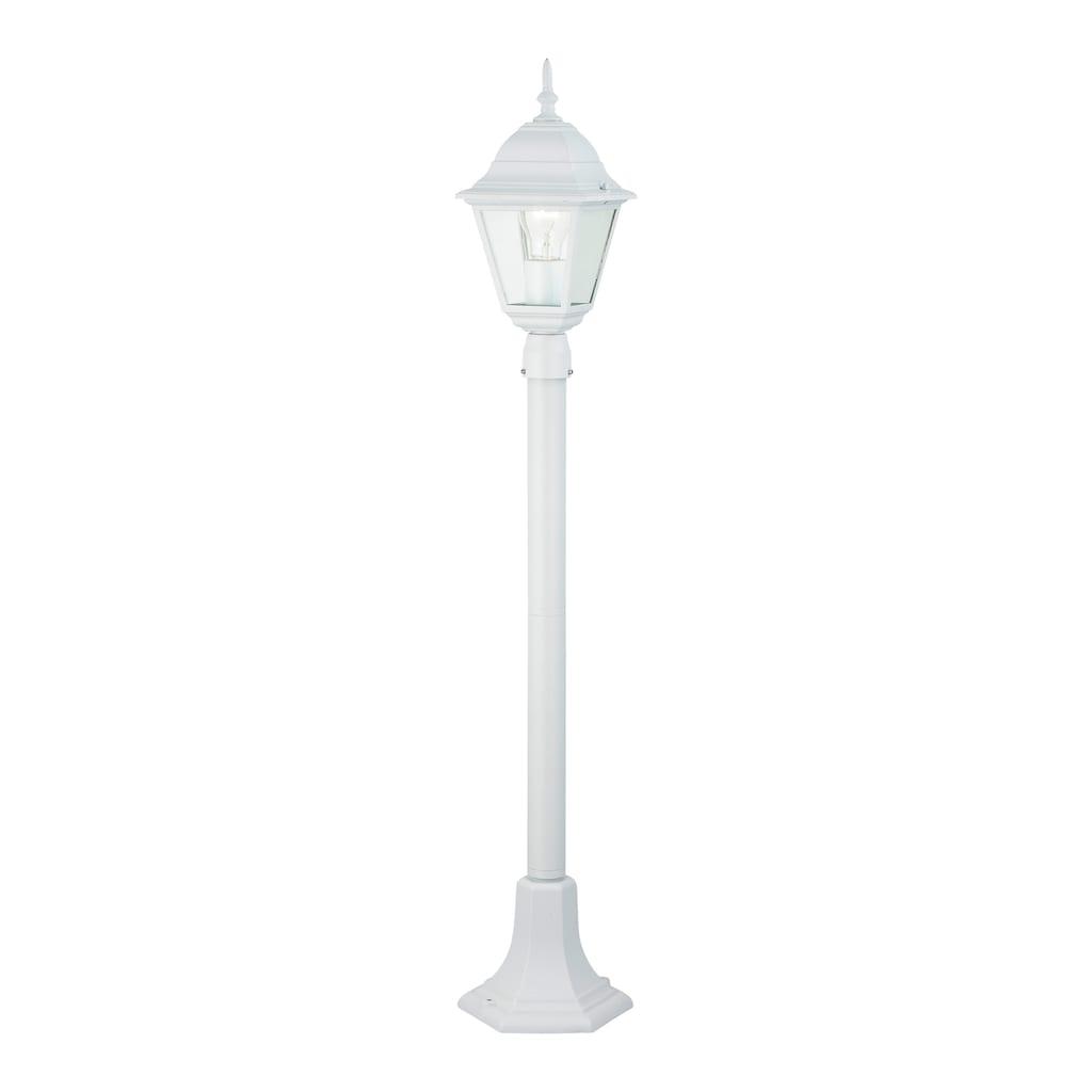 Brilliant Leuchten Newport Außenstandleuchte weiß