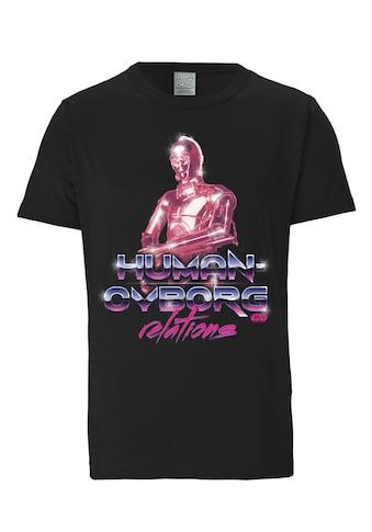 LOGOSHIRT T-Shirt mit coolem Star Wars-Print kaufen