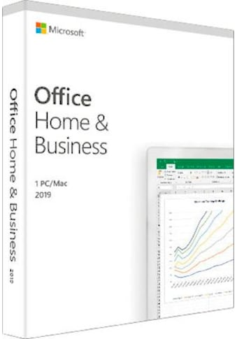 Microsoft Office Home & Business 2019 (Officeprogramm, Download - Code) kaufen