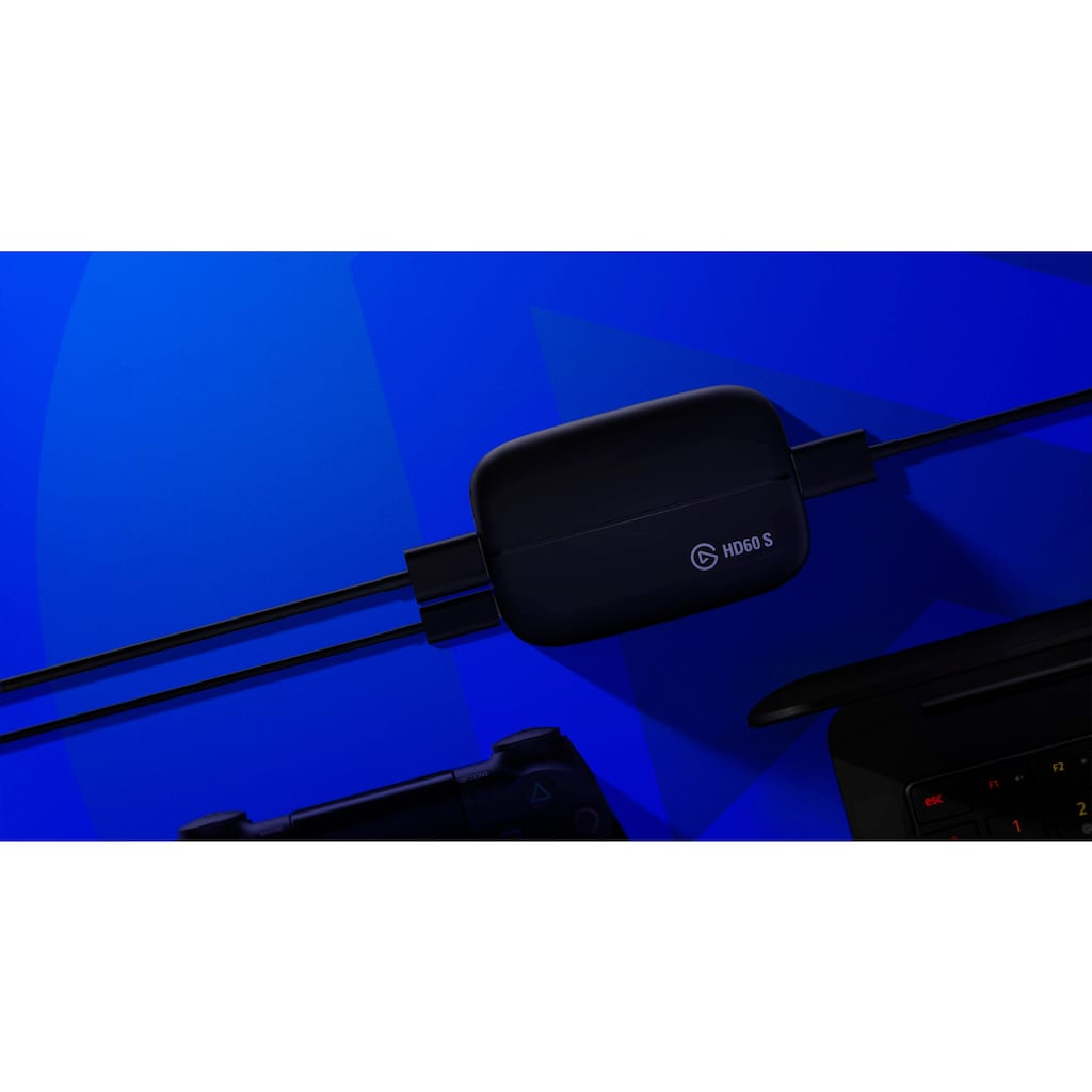 Elgato Gameplay-Aufnahmegerät »Game Capture HD60 S«