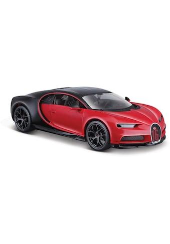 Maisto® Modellauto »Bugatti Chiron Sport, 1:24«, 1:24, Special Edition kaufen