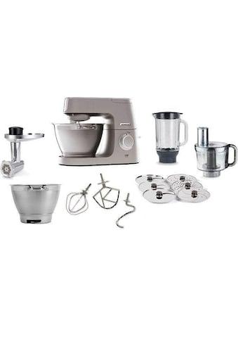 KENWOOD Küchenmaschine Chef Elite KVC5401S, 1200 Watt, Schüssel 4,6 Liter kaufen