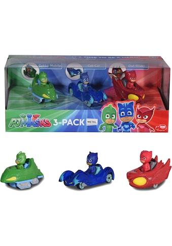 """Dickie Toys Spielzeug - Auto """"PJ Masks 3 - Pack"""" (Set, 3 - tlg.) kaufen"""