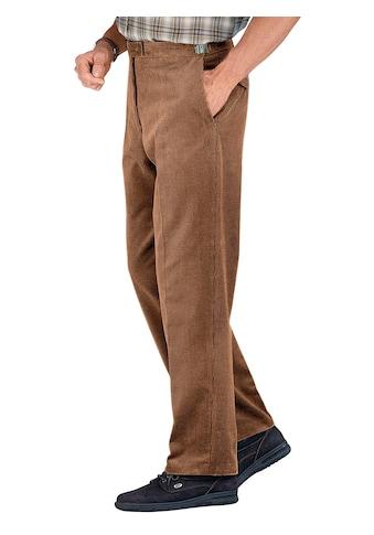 Classic Autofahrer - Hose aus dehnbarem Stretchcord kaufen