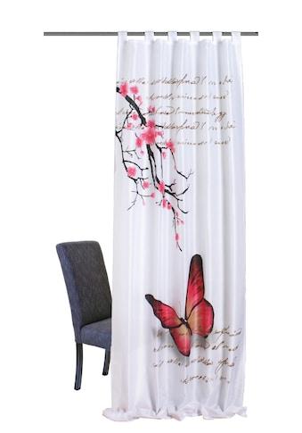HOME WOHNIDEEN Vorhang »Cordova«, HxB: 245x120 kaufen