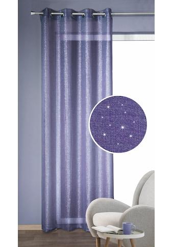 WILLKOMMEN ZUHAUSE by ALBANI GROUP Vorhang »Centauri« kaufen