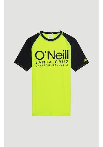 O'Neill Kurzarmshirt »Cali s/slv skins« kaufen