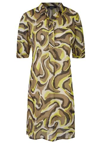 Daniel Hechter Trendiges Blusenkleid mit Animalprint kaufen