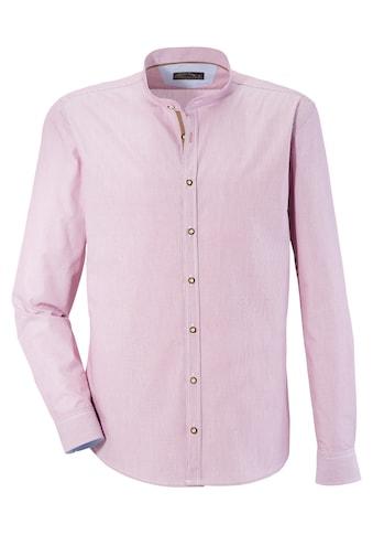 Murk Trachtenhemd, gestreift kaufen