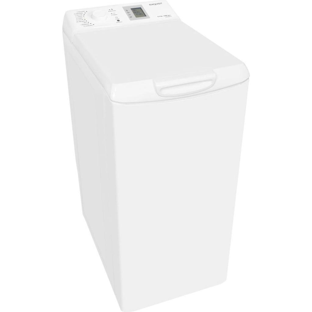 exquisit Waschmaschine Toplader »LTO 1206-18«, LTO 1206-18
