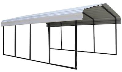 SHELTERLOGIC Einzelcarport »Neapel«, BxT: 370x610 cm, aus Stahl kaufen