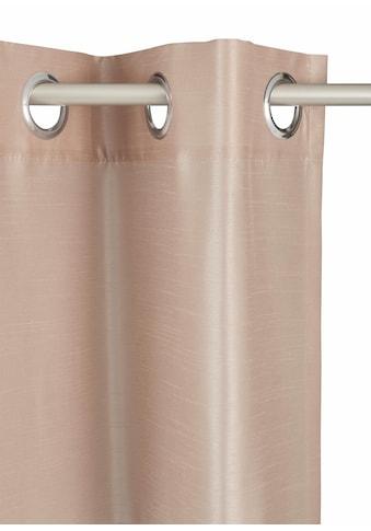 Home affaire Gardine »Sabol«, transparent, bestickt, leicht glänzend, HxB: 270x140 kaufen