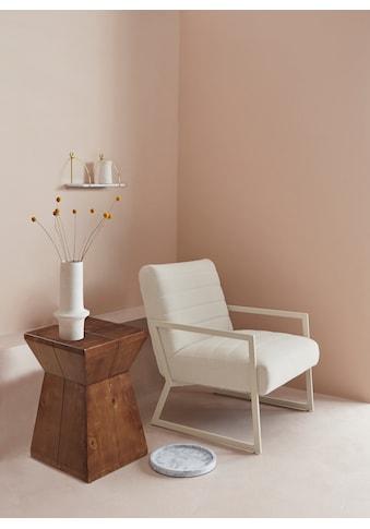 LeGer Home by Lena Gercke Beistelltisch »Lisanne«, Gestell aus Massivholz, moderne Form kaufen